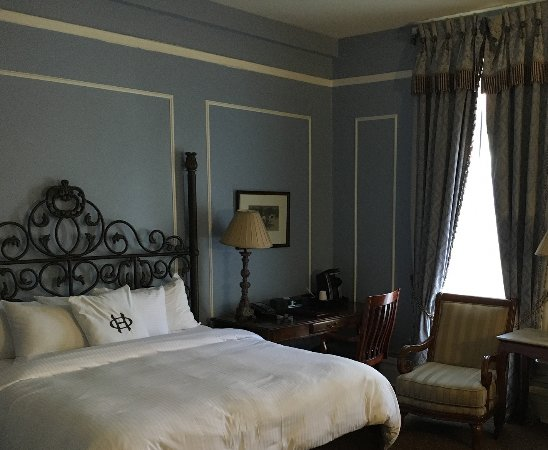 The Oxford Hotel: Room at Oxford Hotel