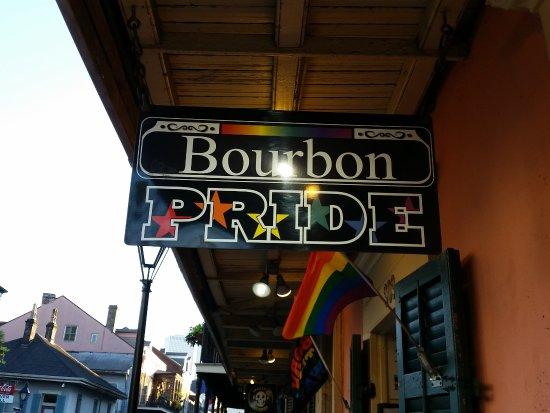 Bourbon pride