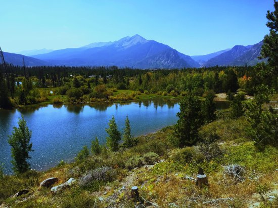 Twin Lakes, Колорадо: Interlaken Historic District