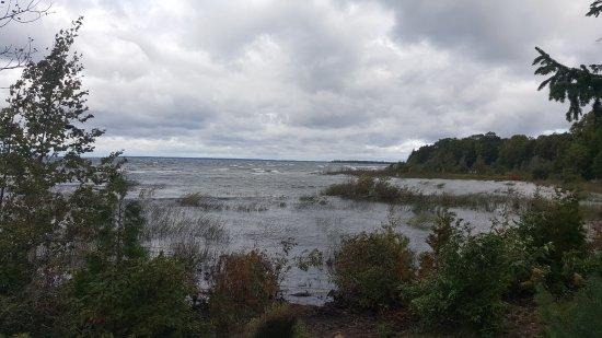 Fish Creek, WI: the bay