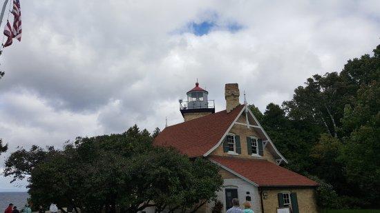 Fish Creek, WI: Lighthouse