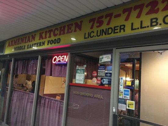 Armenian Kitchen Restaurant Toronto On