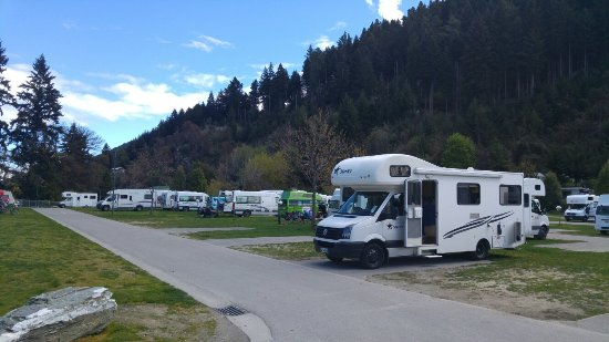 Queenstown Lakeview Holiday Park: 20161003_140834_large.jpg