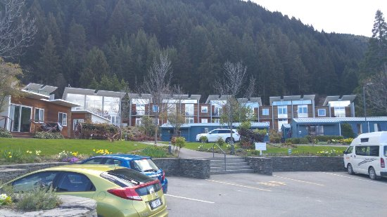 Queenstown Lakeview Holiday Park: 20161003_140357_large.jpg