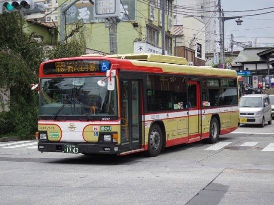 Nishitokyo Bus
