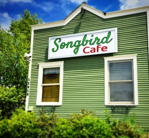 Grandview, MO: Songbird cafe
