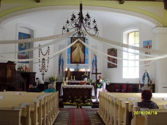 ‪Church of our Lady of the Rosary‬