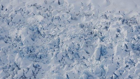 Alpine Adventure Centre Tours: Blue ice