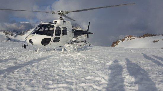 Alpine Adventure Centre Tours: Helicopter Ride