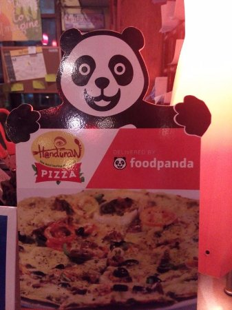 handuraw pizza mango square food delivery
