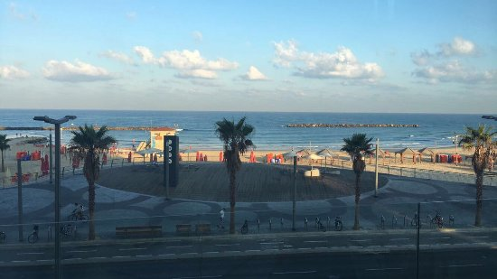 Park Plaza Orchid Tel Aviv: The view I love most!