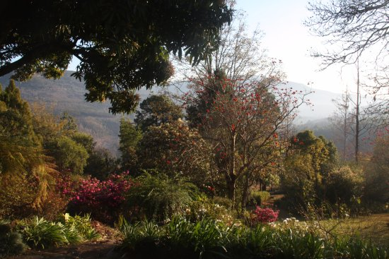 Sabie, Sudáfrica: beautiful garden