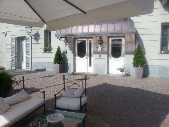 Tigliole, Italia: Ingresso