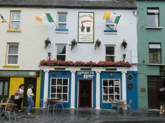 Athlone, Irlanda: Facade