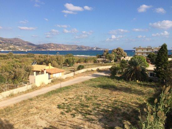 Gazi, Grækenland: Beach nearby