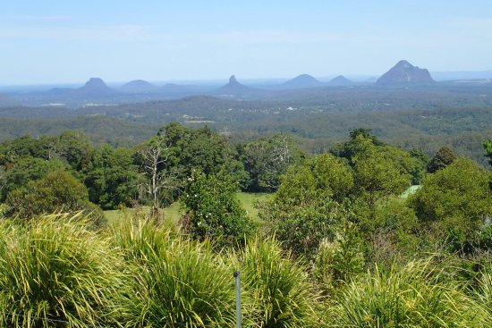 Maleny, Αυστραλία: Glasshoues Mountains