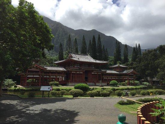 Kaneohe, Hawái: Byodo-In Temple