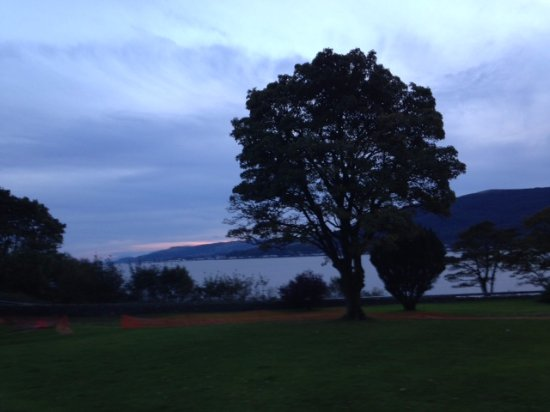 Knockderry House Hotel: Dusk view