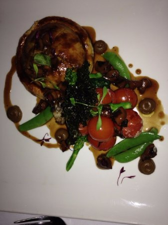 Knockderry House Hotel: Beef cheek, oxtail and so much more