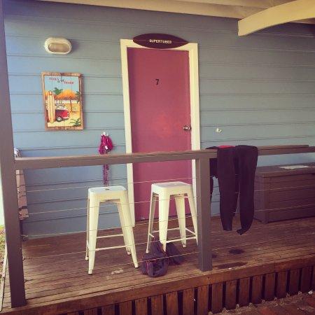 Surf Camp Australia: Supertubes room