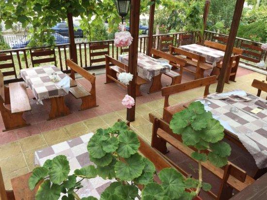 Kosharitsa, Bulgarije: Pizza Terrace