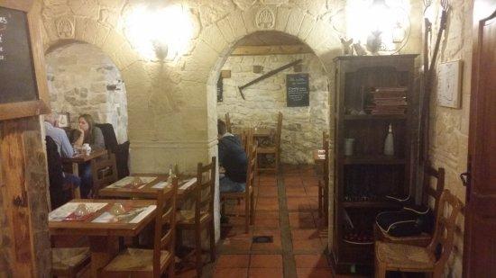 Herblay, Francia: Un coin de la salle