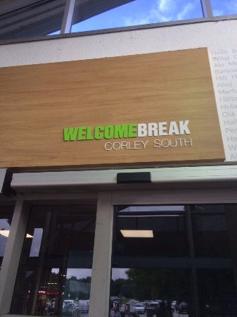 Corley, UK: Welcome Break