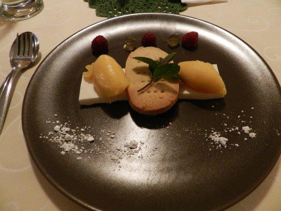 Muhlbach am Hochkonig, Austria: Prachtige desserten