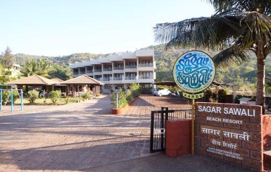 Sagar Sawali Beach Resort Karde Dapoli Maharashtra Hotel Reviews Photos Rate Comparison