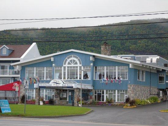 Carleton-sur-Mer, Canada: Façade de l'hôtel