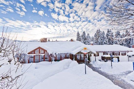 Mondi-Holiday Alpenblickhotel Oberstaufen: Winter