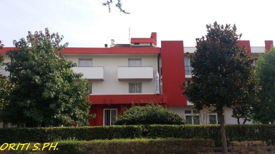 Hotel Lo Zodiaco: ingresso