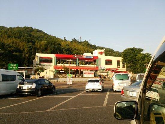Kasai Service Area Outbound Line