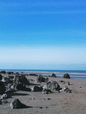 Pierrefitte-en-Auge, Francia: plage de bennerville à 15 minutes