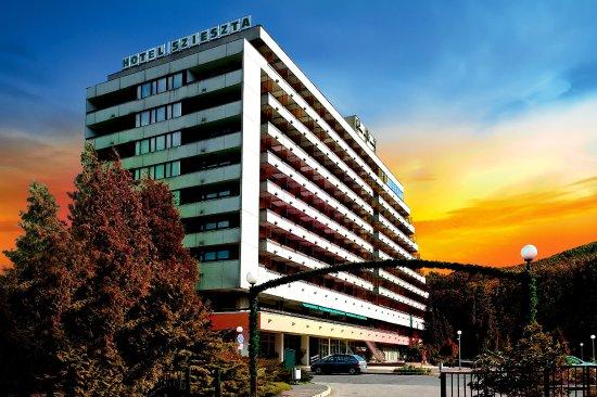 Hotel Szieszta Sopron