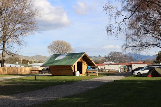 Blenheim Backpackers & Motorcamp: Blenheim Motor Camp  & Backpackers Ltd