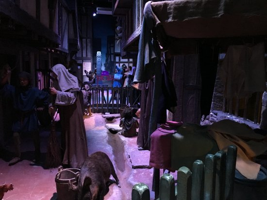 Museo Kerry County: Средневековый город