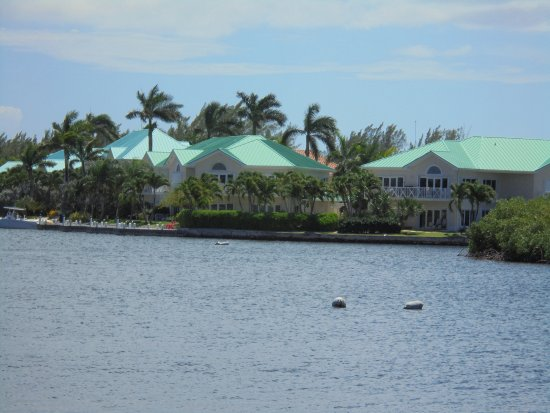 George Town, Grand Cayman: Abitazioni tipiche