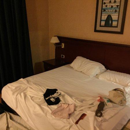 Camera da letto - Foto di Hotel Terminal, Milano - TripAdvisor