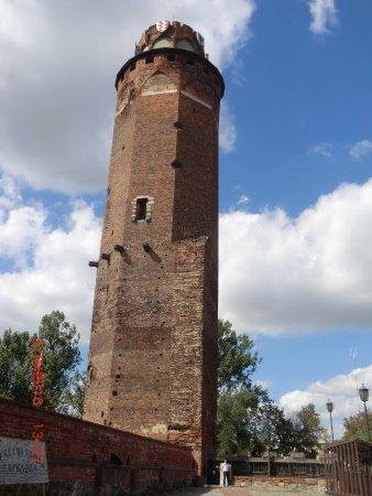 Brodnica, Pologne : Zamek w brodnicy