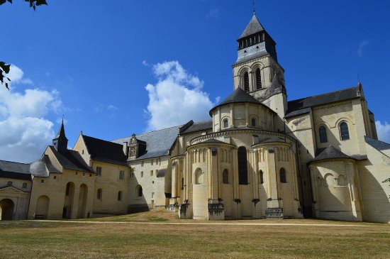 Nueil sur Layon, France: Fontevraud Abbey worth a visit