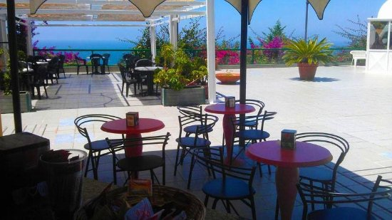 Chiosco - bar - Picture of Le Terrazze Residence & Resort, Agropoli ...