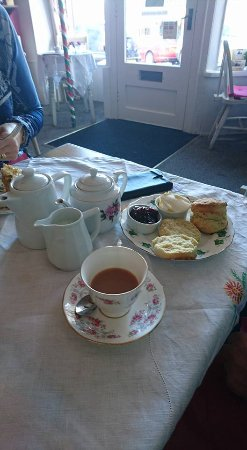 Colyton, UK: Afternoon Tea