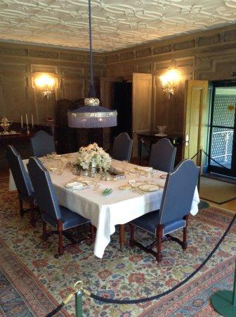 George Eastman House dining room Picture of George Eastman