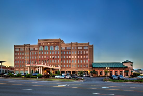 CARNEGIE HOTEL Reviews & Price parison Johnson City TN