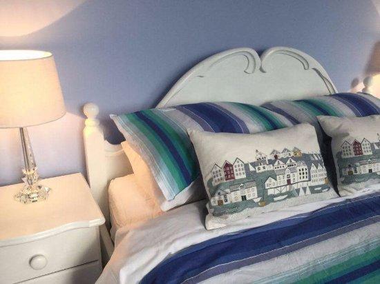 Grosmont, UK: Periwinkle, Room 4