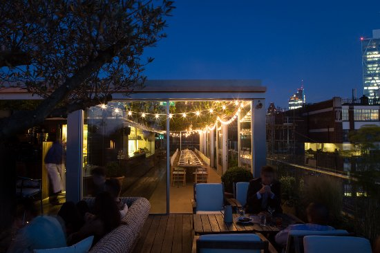 Photo of Roof Deck Boundary Rooftop at 2–4 Boundary St, London E2 7DD, United Kingdom