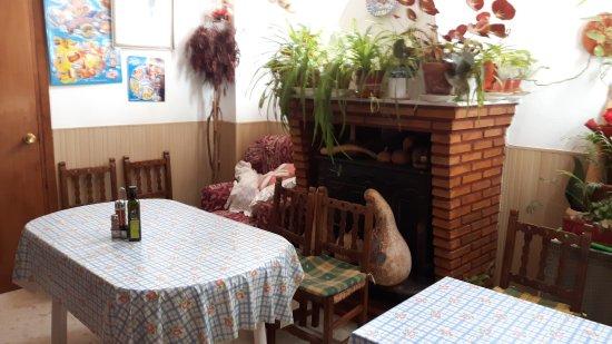 Torvizcón, España: huiskamer gevoel