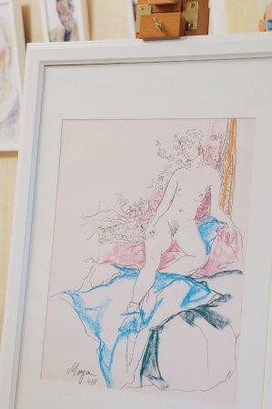 london art studio life drawing