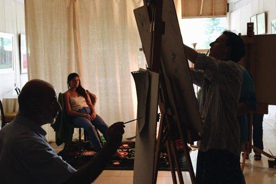 Life drawing - Picture of London Art Studio, London